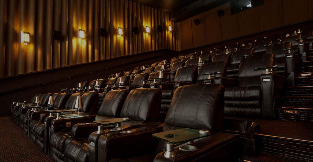 Cinepolis VIP theatre in Mexico