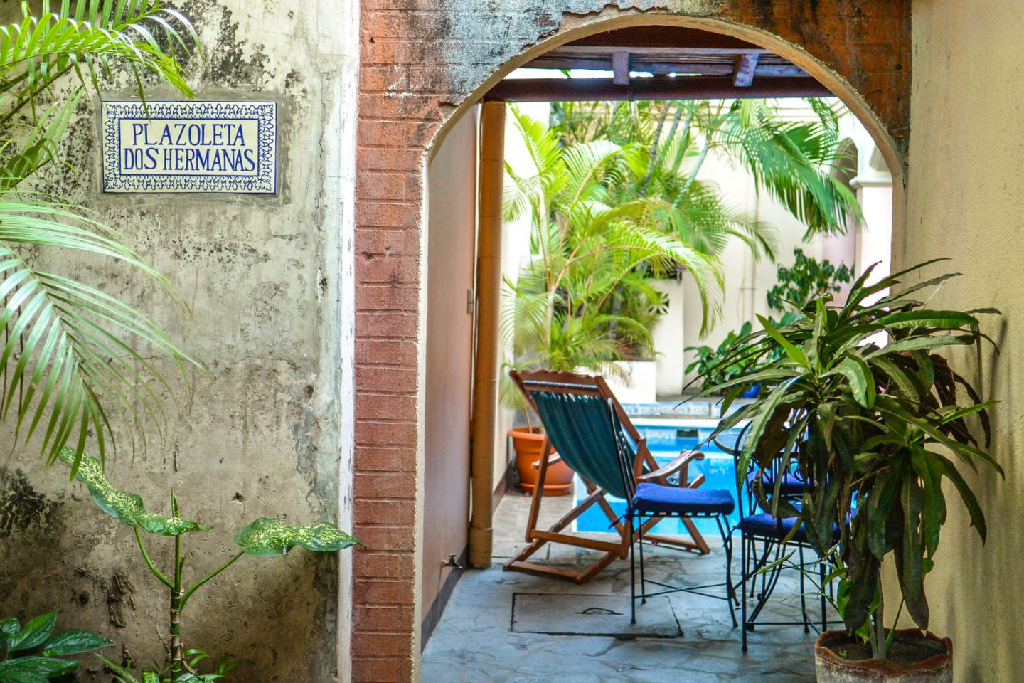 Casa San Francisco: Sustainable Travel Star in the Center of Granada, Nicaragua
