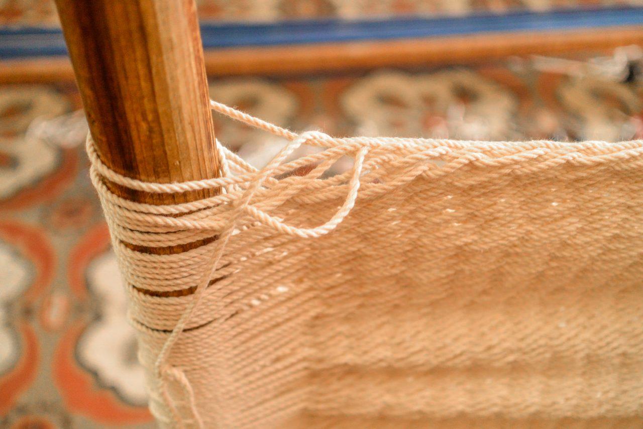 How hammocks are Made
