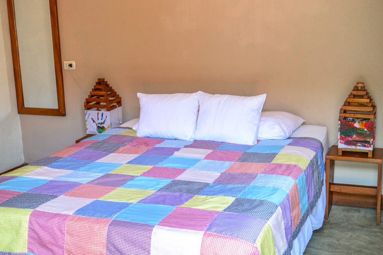 Hotel con corazon room