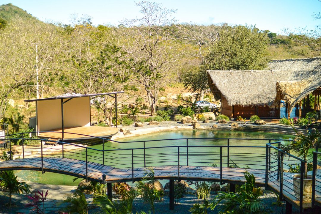 Sustainable and environmentally friendly resort in San Juan Del Sur