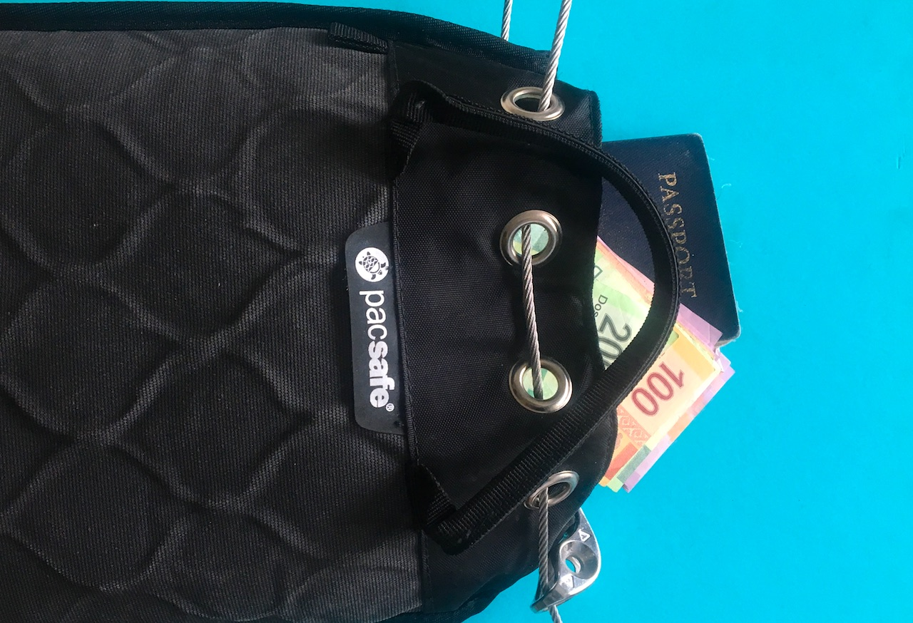Tuesday Travel Tools: Portable Travel Safe