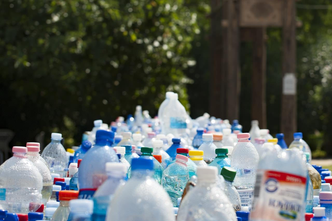 Credit: https://www.pexels.com/photo/assorted-plastic-bottles-802221/