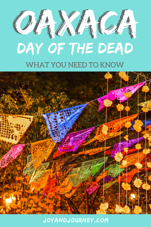 Day of the Dead in Oaxaca, Mexico
