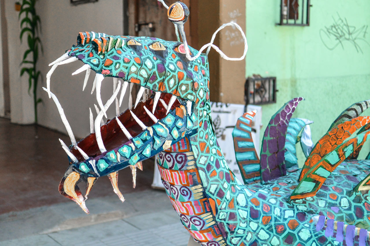 Alebrije of Mexico