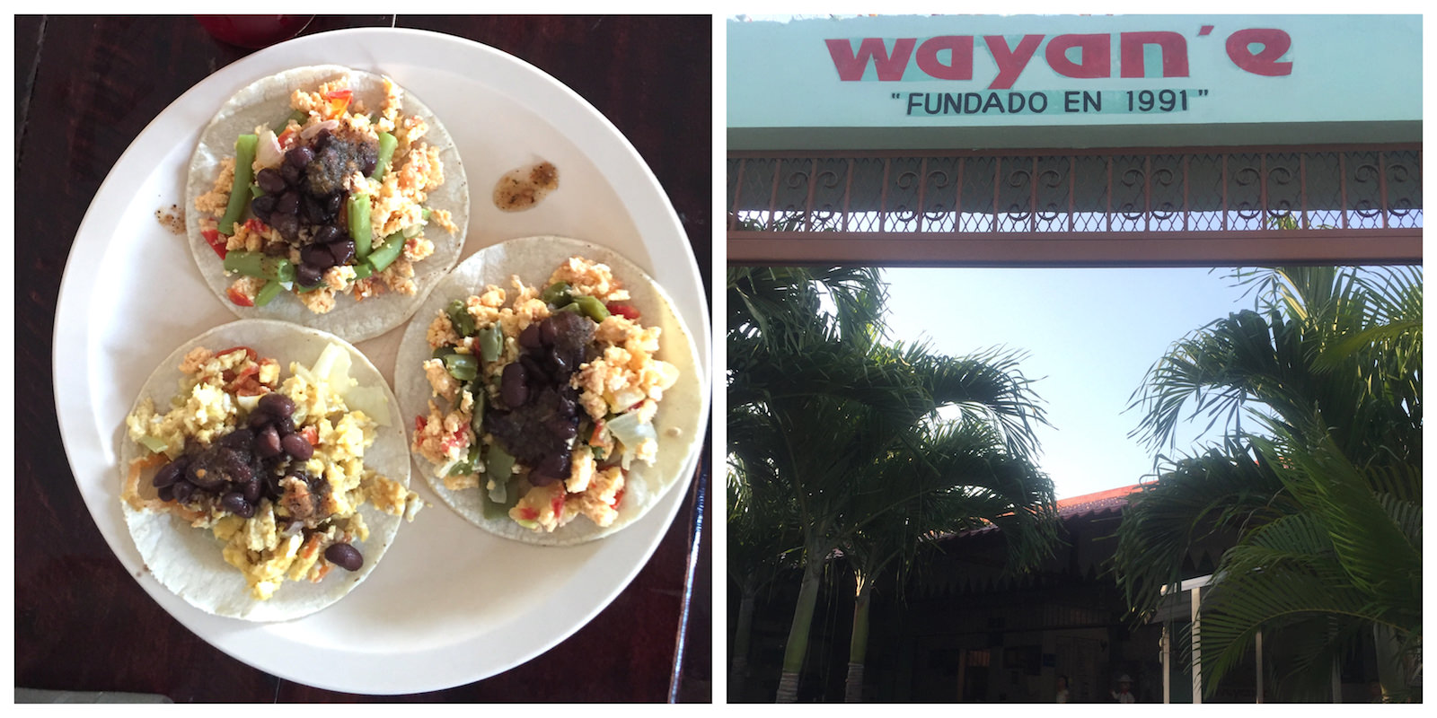 Wayan'e Merida Mexico Vegetarian Restaurant