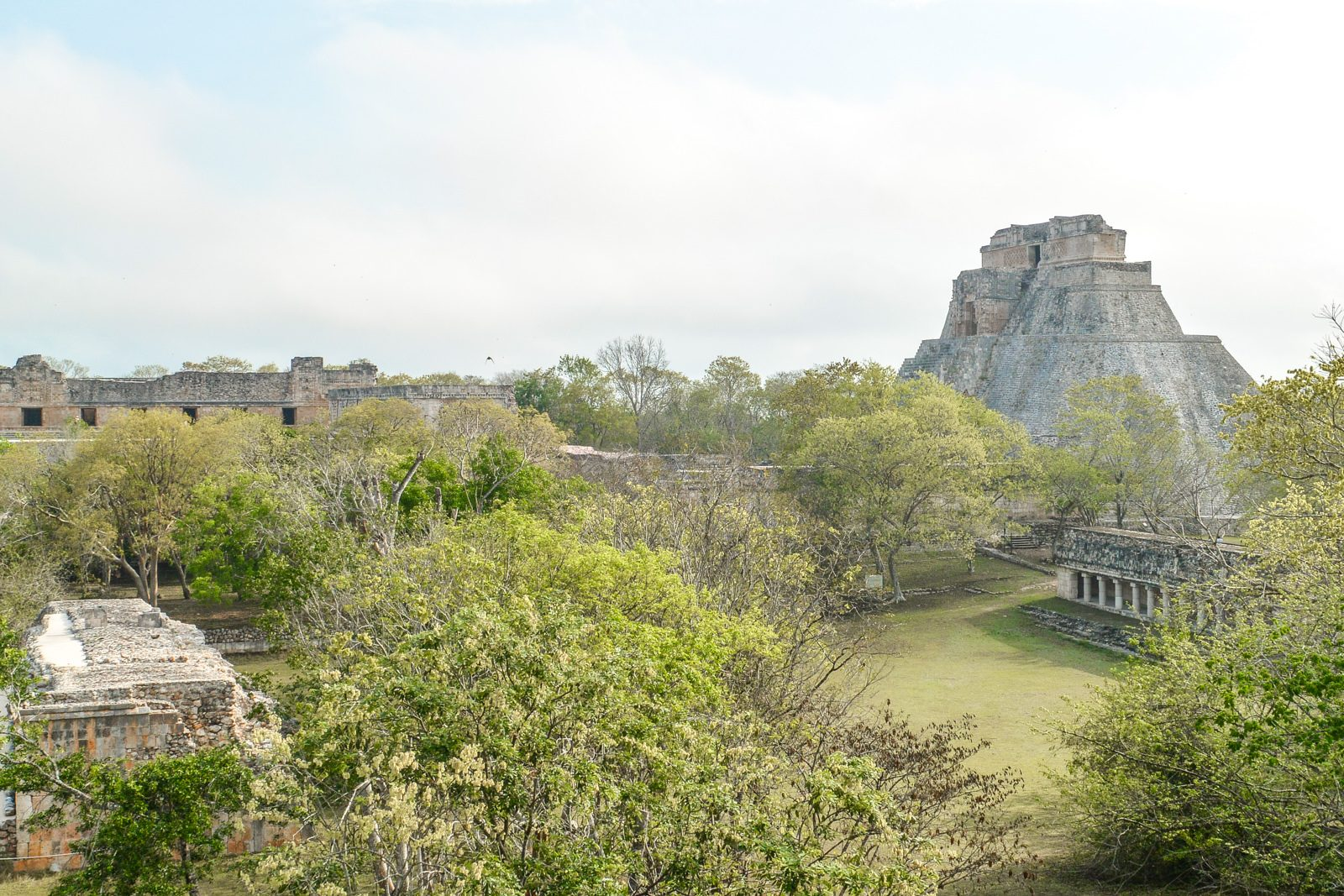 How to visit Uxmal from Merida, Mexico