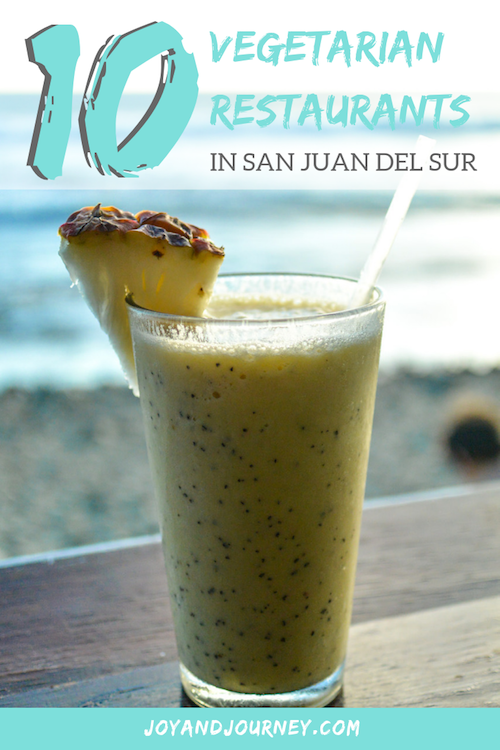 10 Best Vegetarian Restaurants in San Juan del Sur
