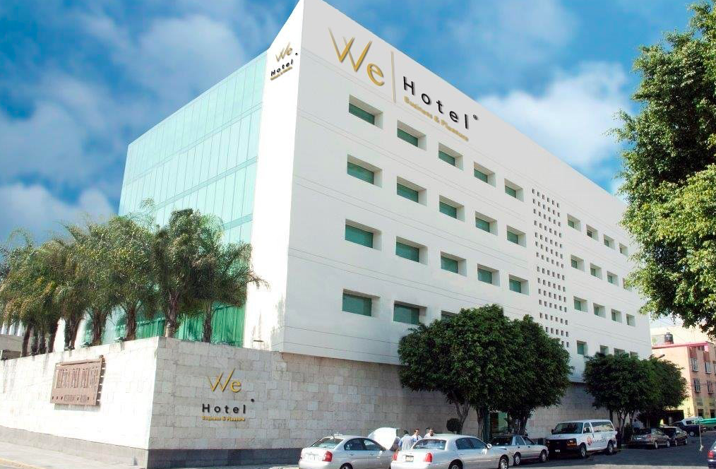 We Hotel Mexico City Airport